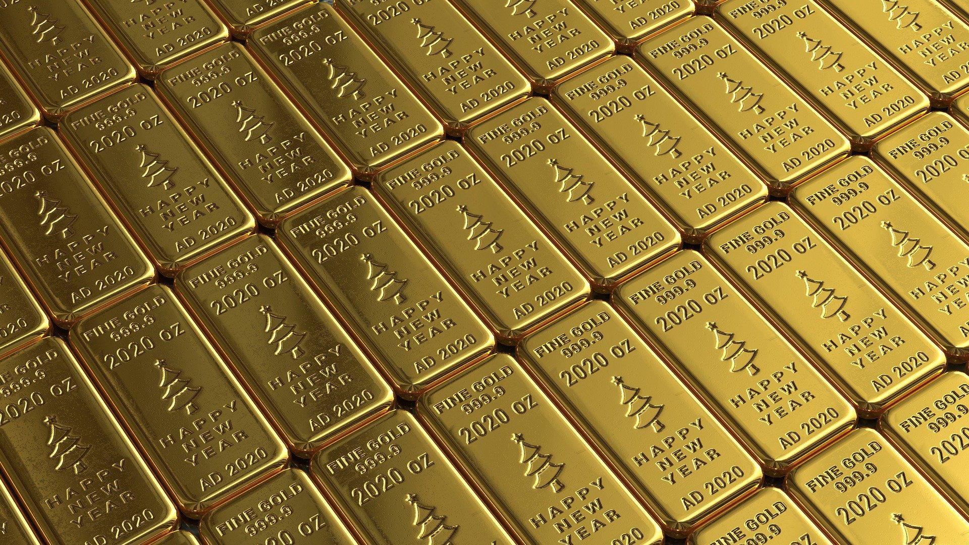 【速報】ニューヨーク金先物相場が7年4ヶ月ぶりの高値。貴金属、宝石、ジュエリーの売却に関するどんなお悩みもお気軽にご相談ください。