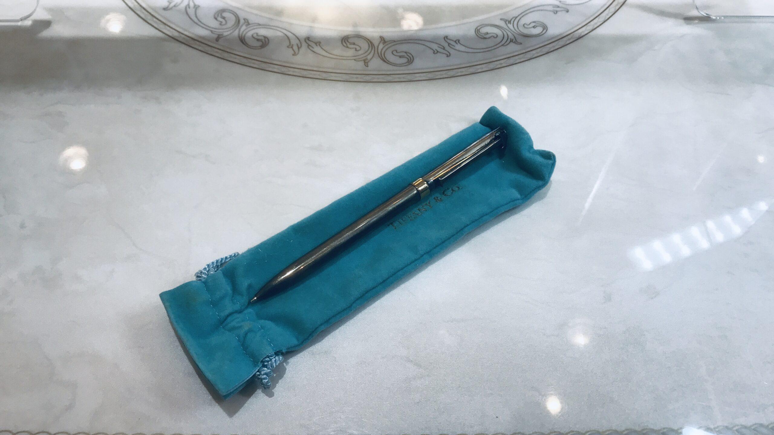 【買取速報】ボールペン、SV925、Tiffany & Co.-2020-08-12