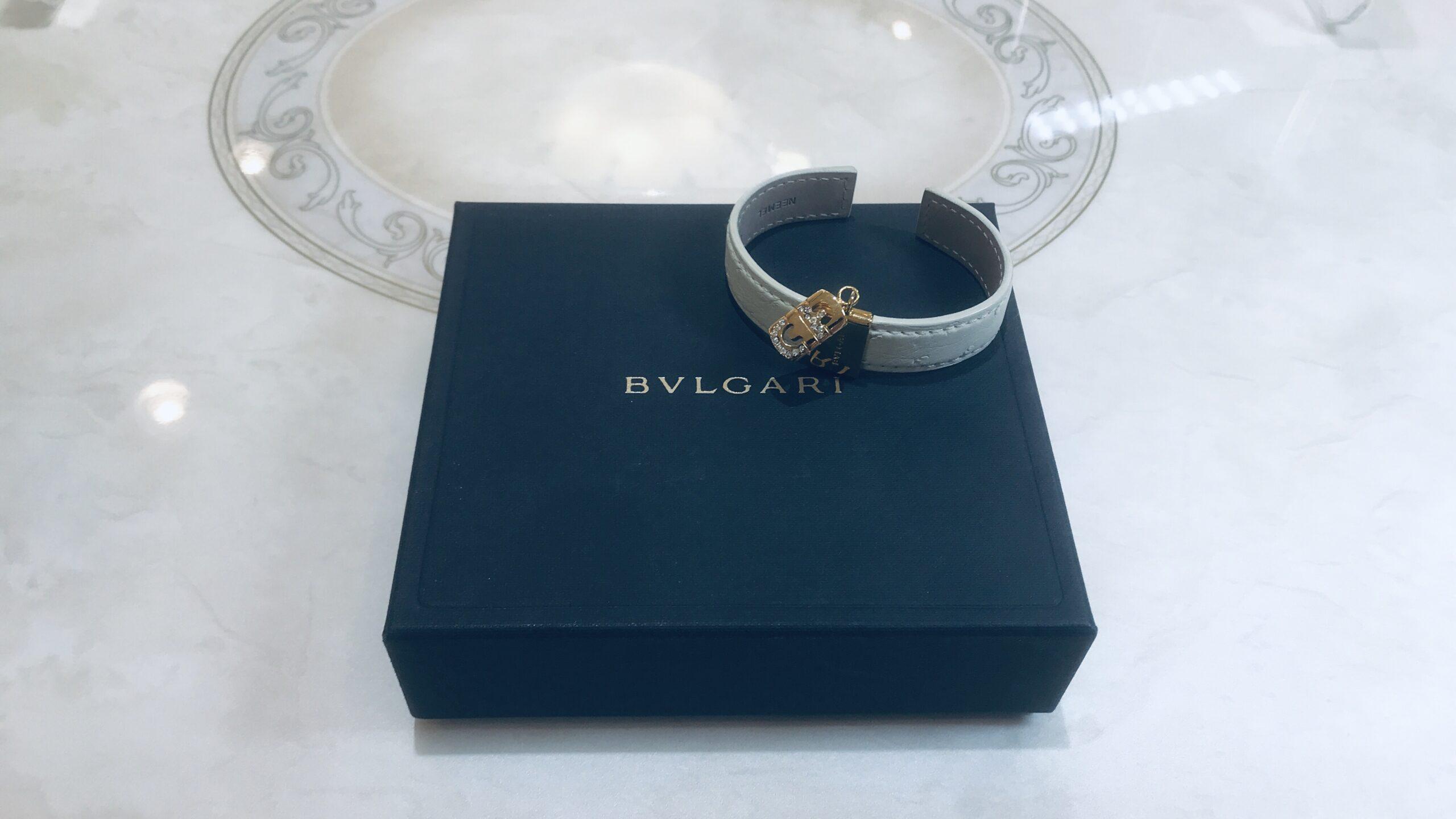 【買取速報】ブレスレット、BVLGARI-2020-08-21
