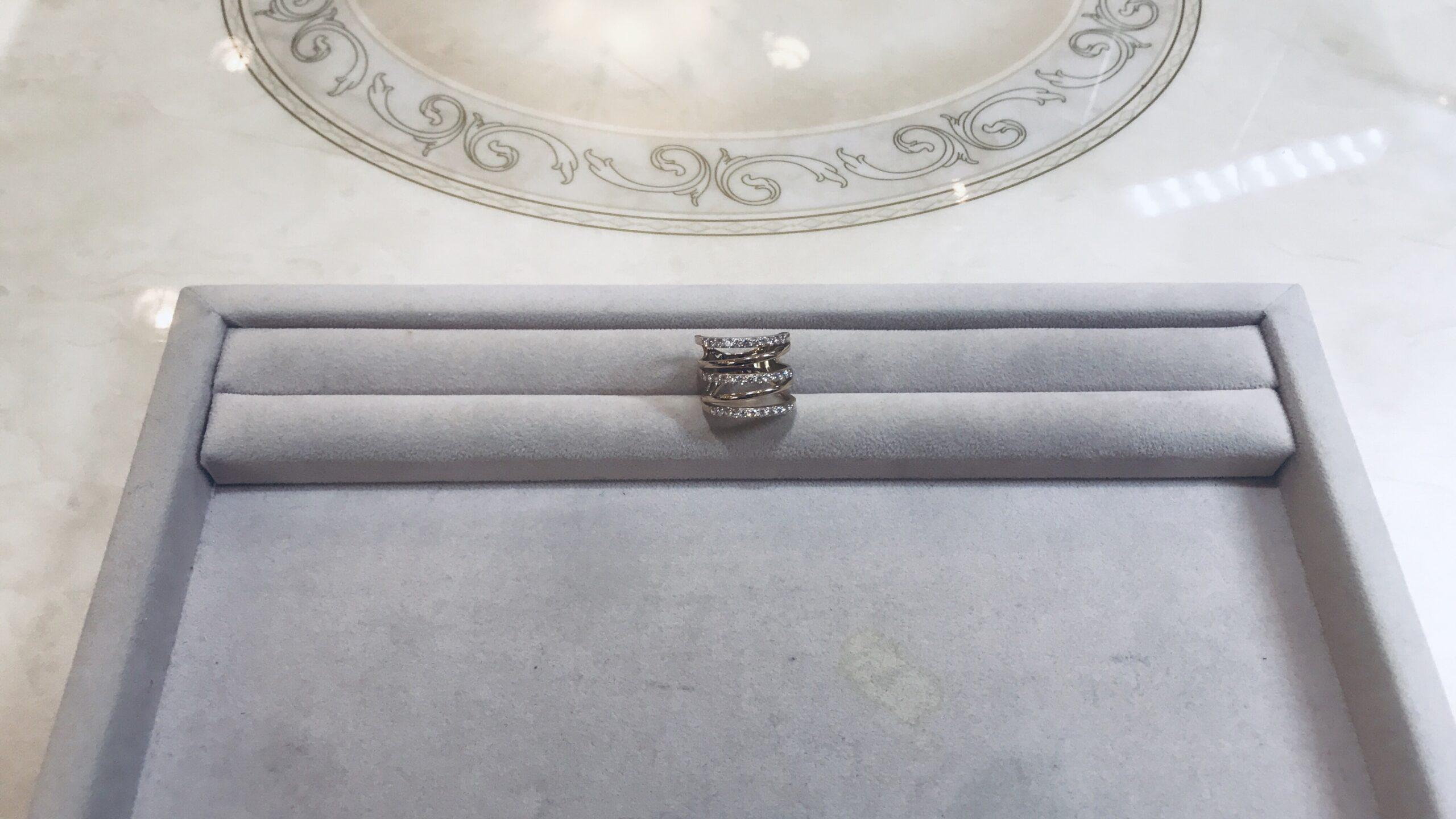 【買取速報】ダイヤモンド、指輪、K18PG-2020-08-21