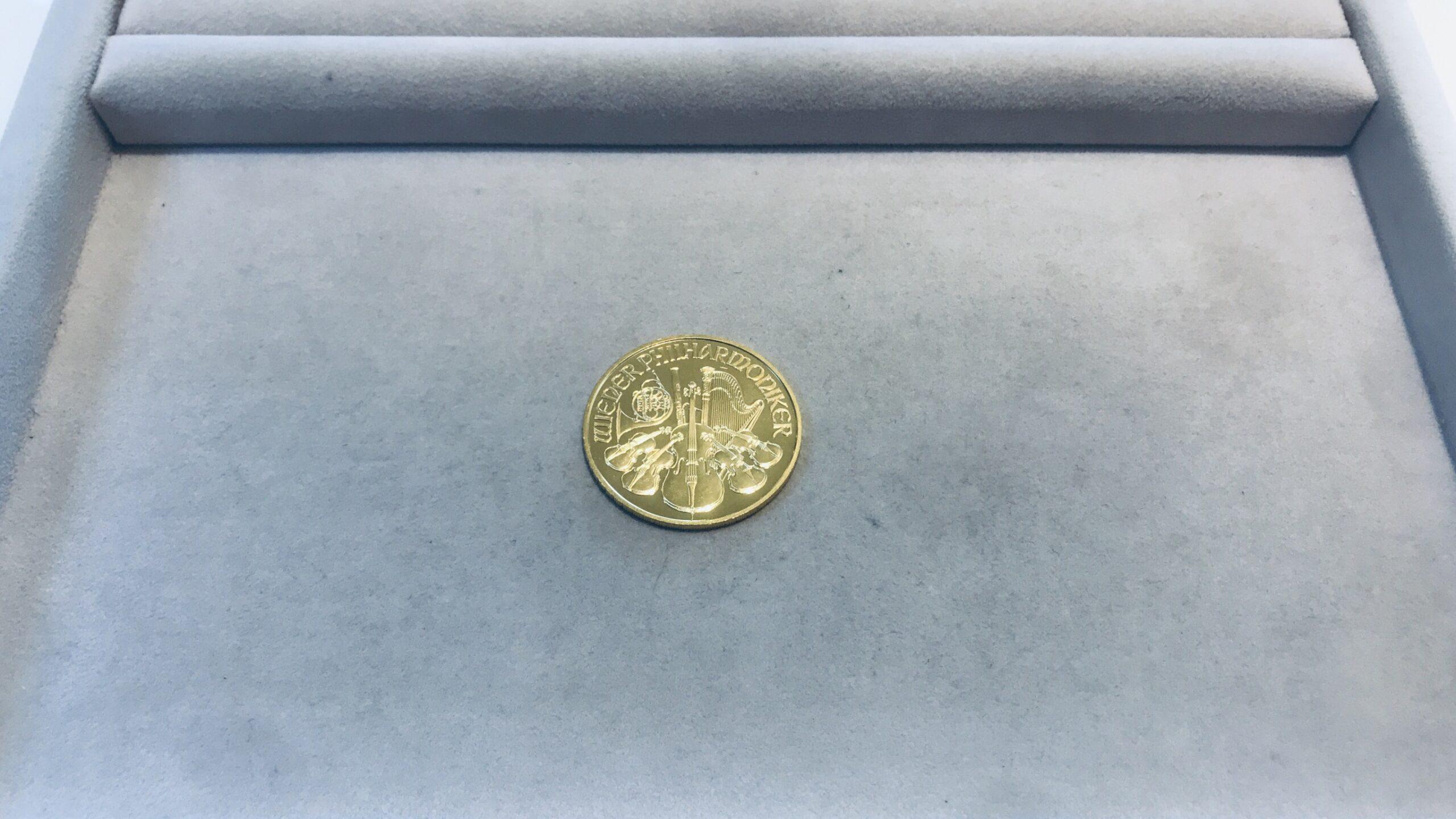 【買取速報】金貨、K24YG-2020-08-23