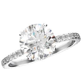 PT900ダイヤモンドリング商品画像