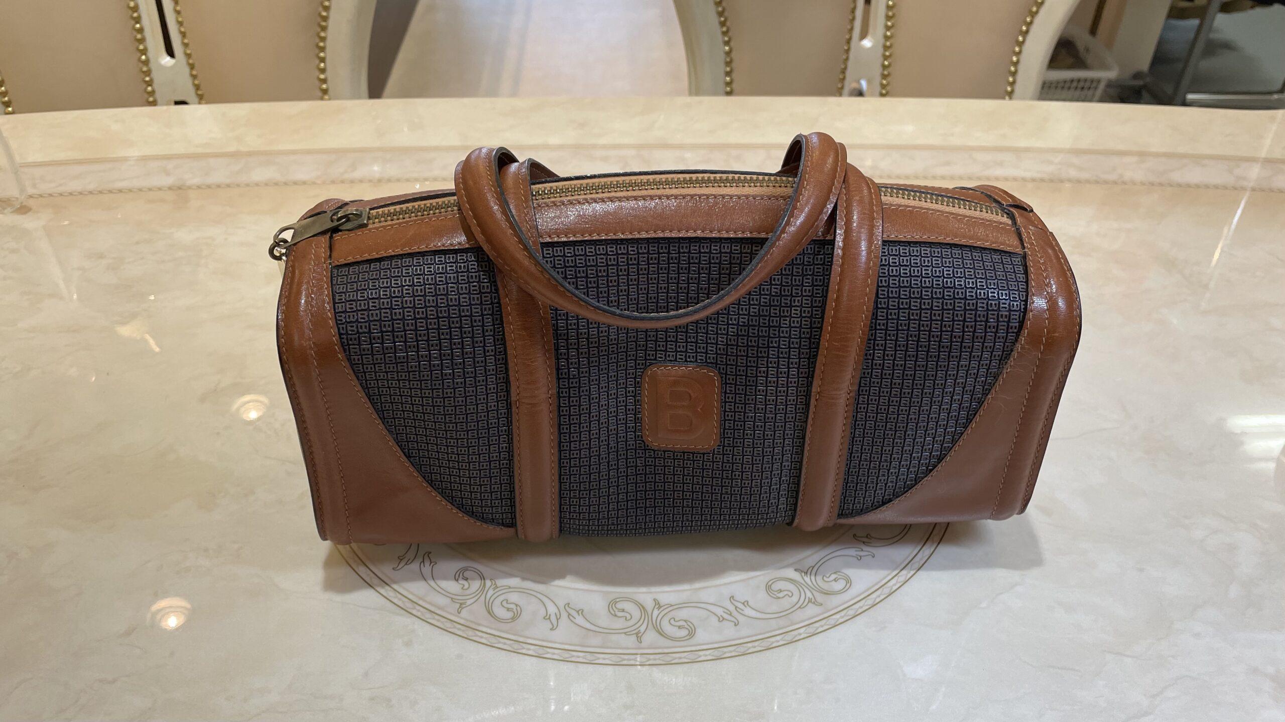 【買取速報】ブランドバッグ、BALLY-2021-02-24