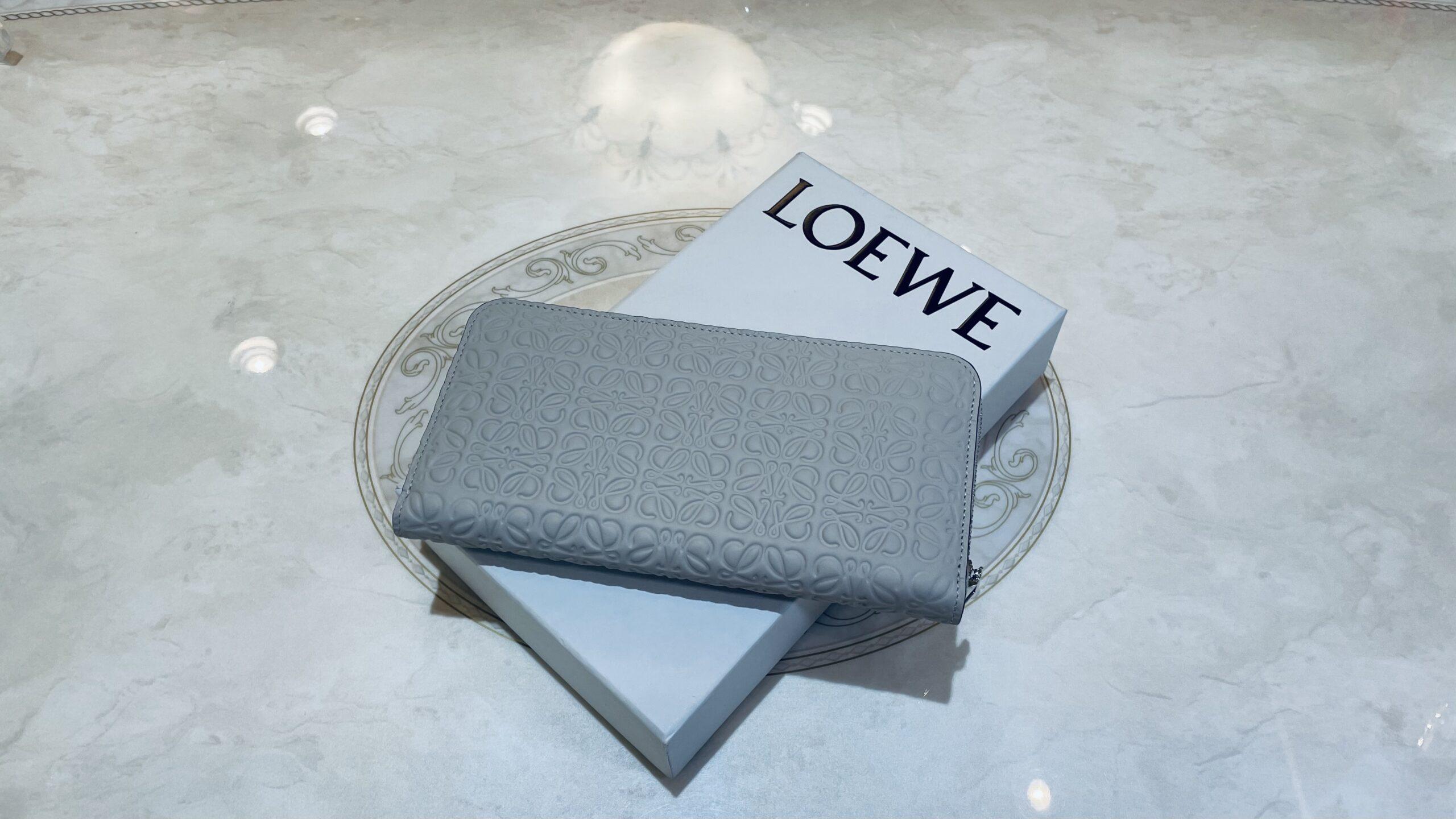 【買取速報】ブランド財布、LOEWE-2021-02-18