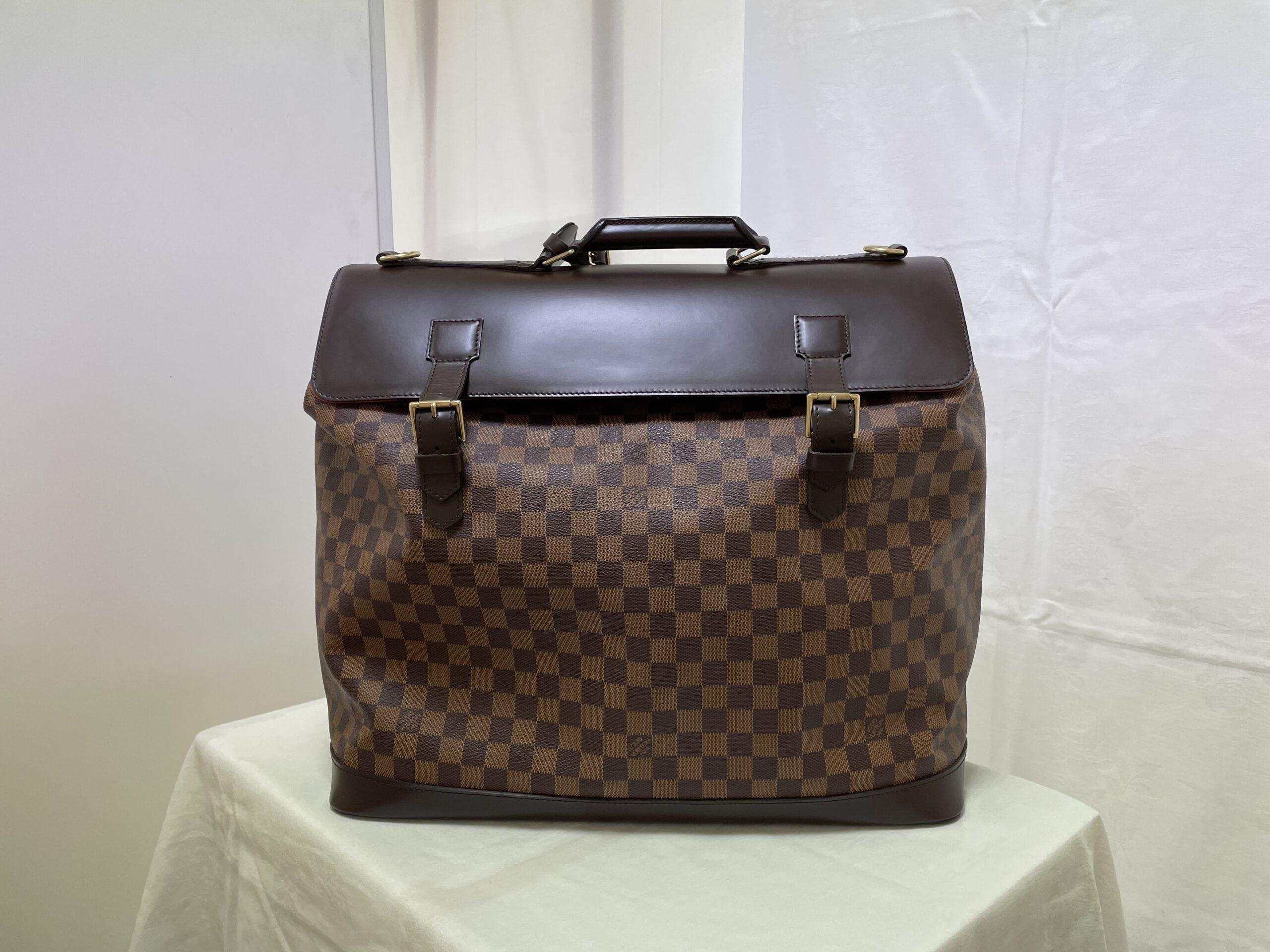 【買取速報】ブランドバッグ、LOUIS VUITTON-2021-02-12