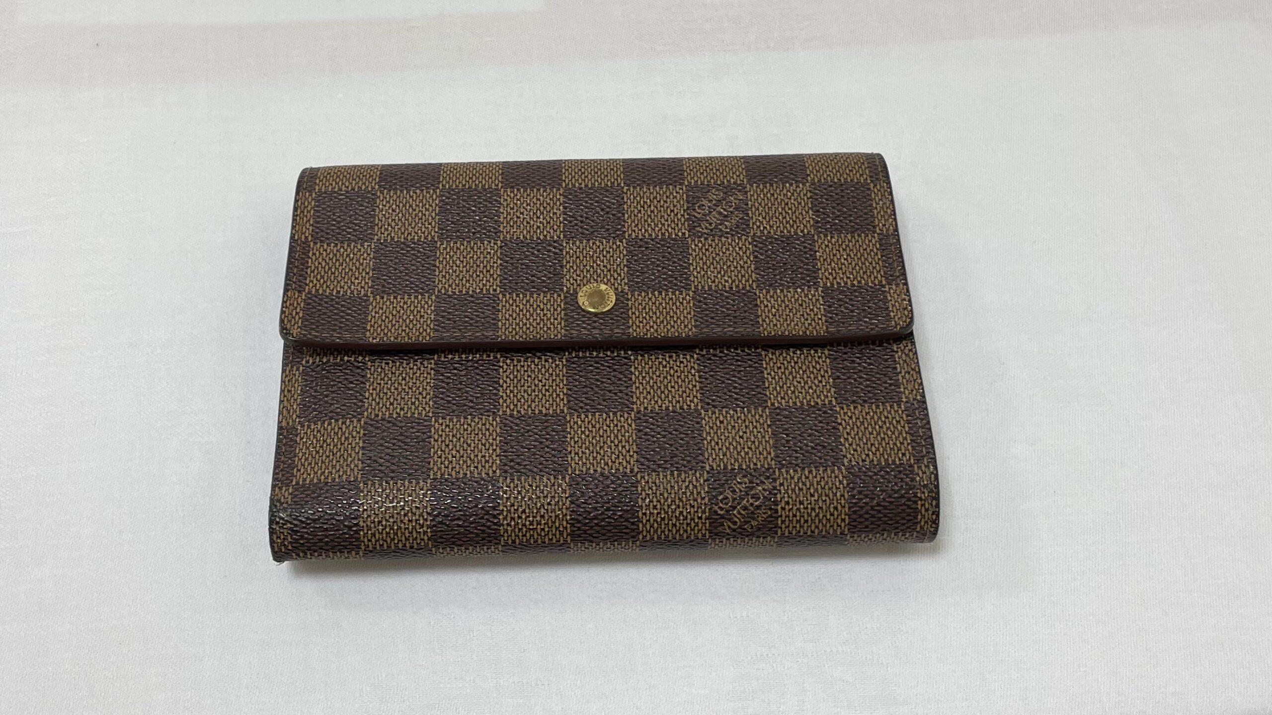 【買取速報】ブランド財布、LOUIS VUITTON-2021-02-12