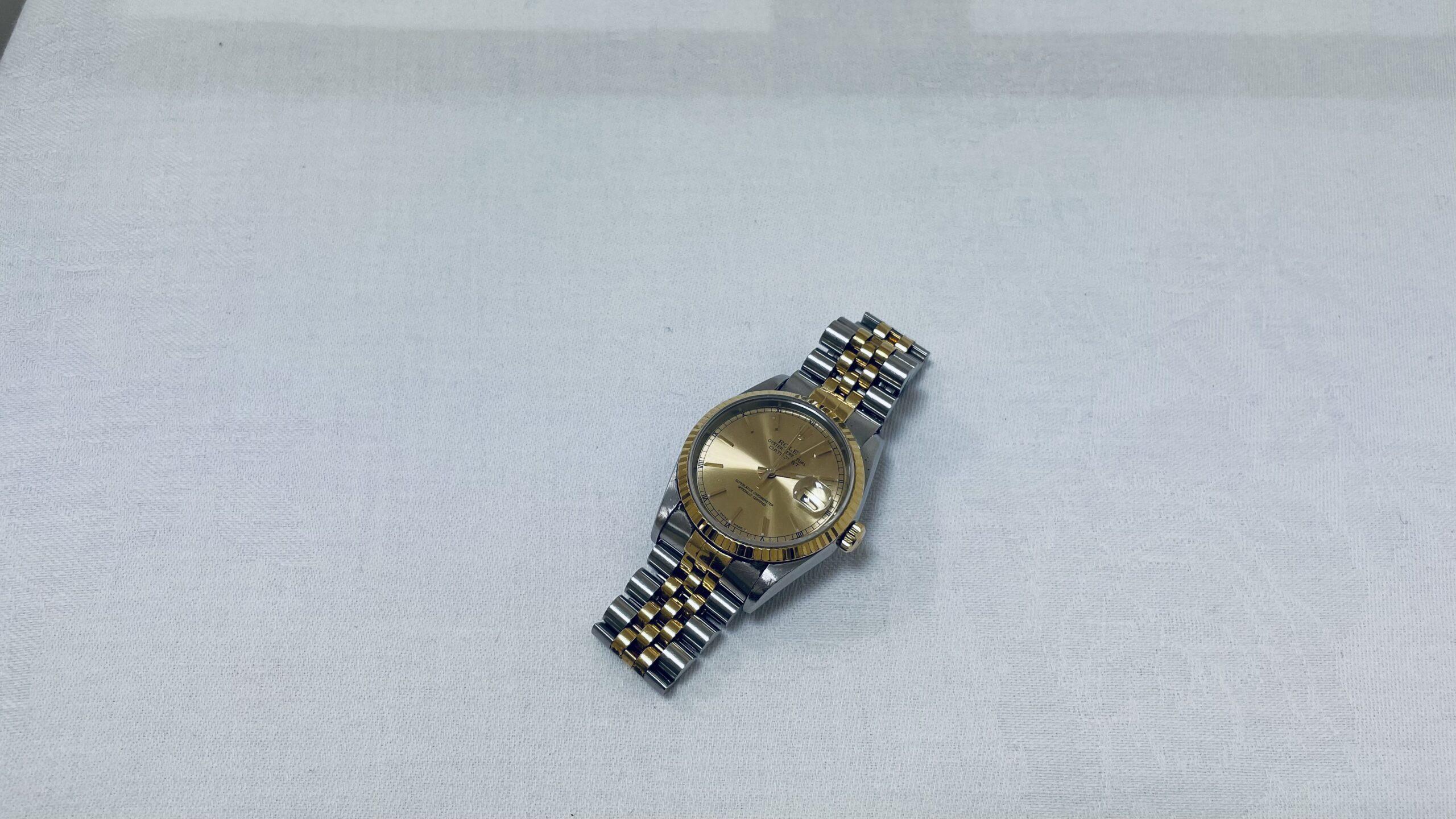【買取速報】腕時計、K18YG、ステンレス、ROLEX-2021-02-13