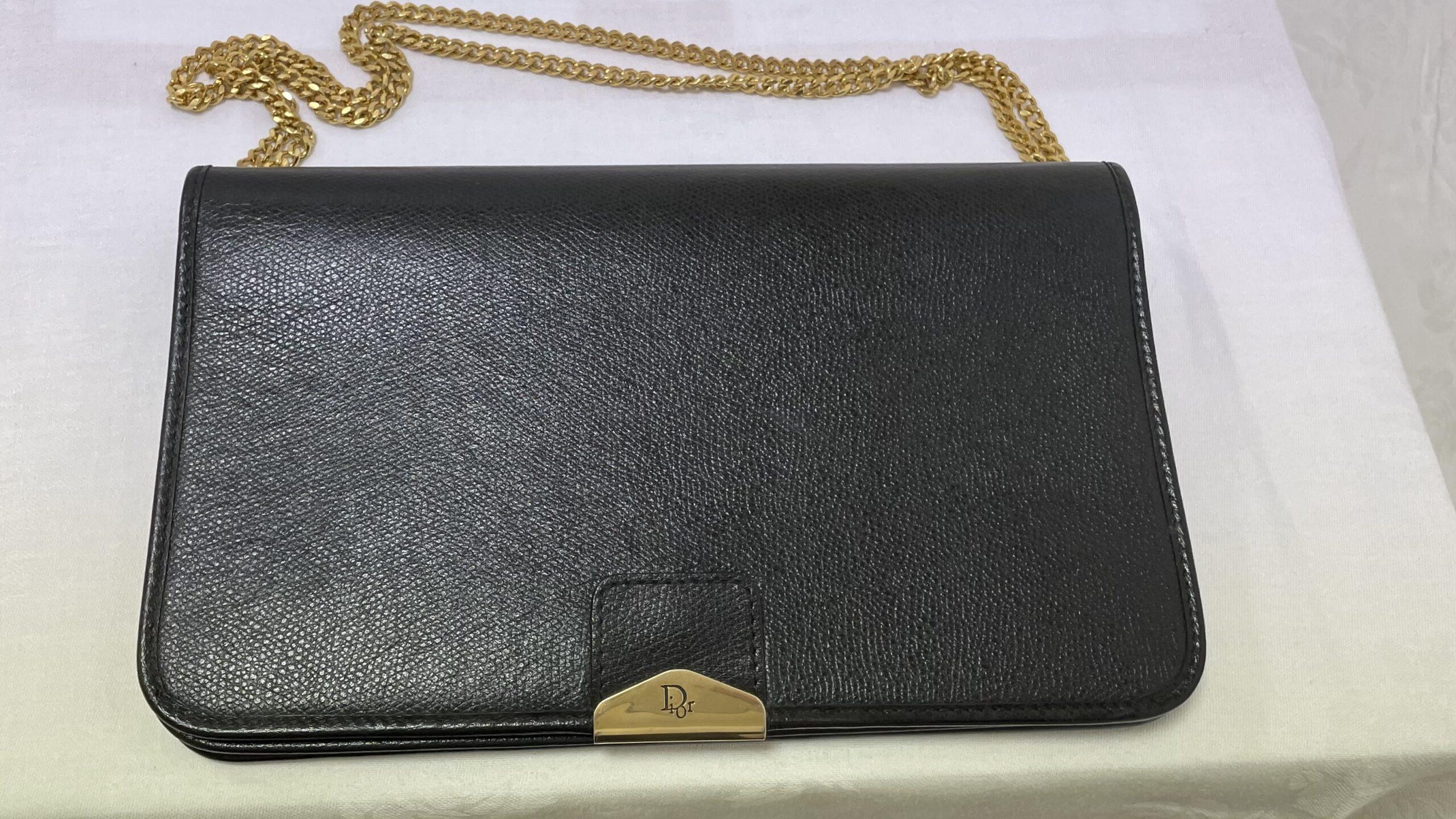 【買取速報】ブランドバッグ、Christian Dior-2021-02-12