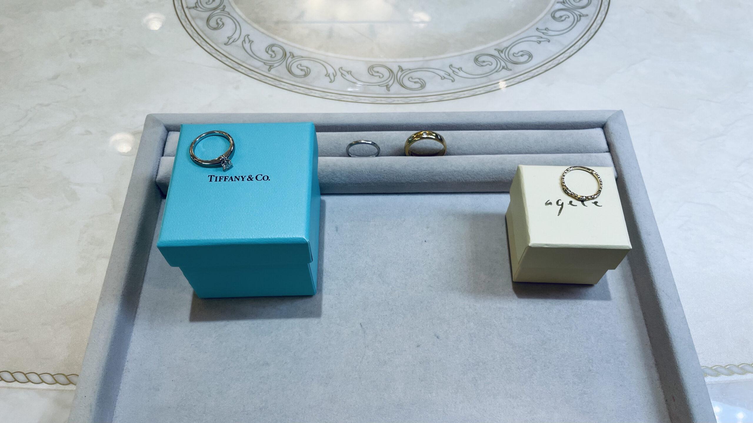 【買取速報】ダイヤモンド、婚約指輪・エンゲージリング、指輪、結婚指輪・マリッジリング、K10YG-2021-02-25