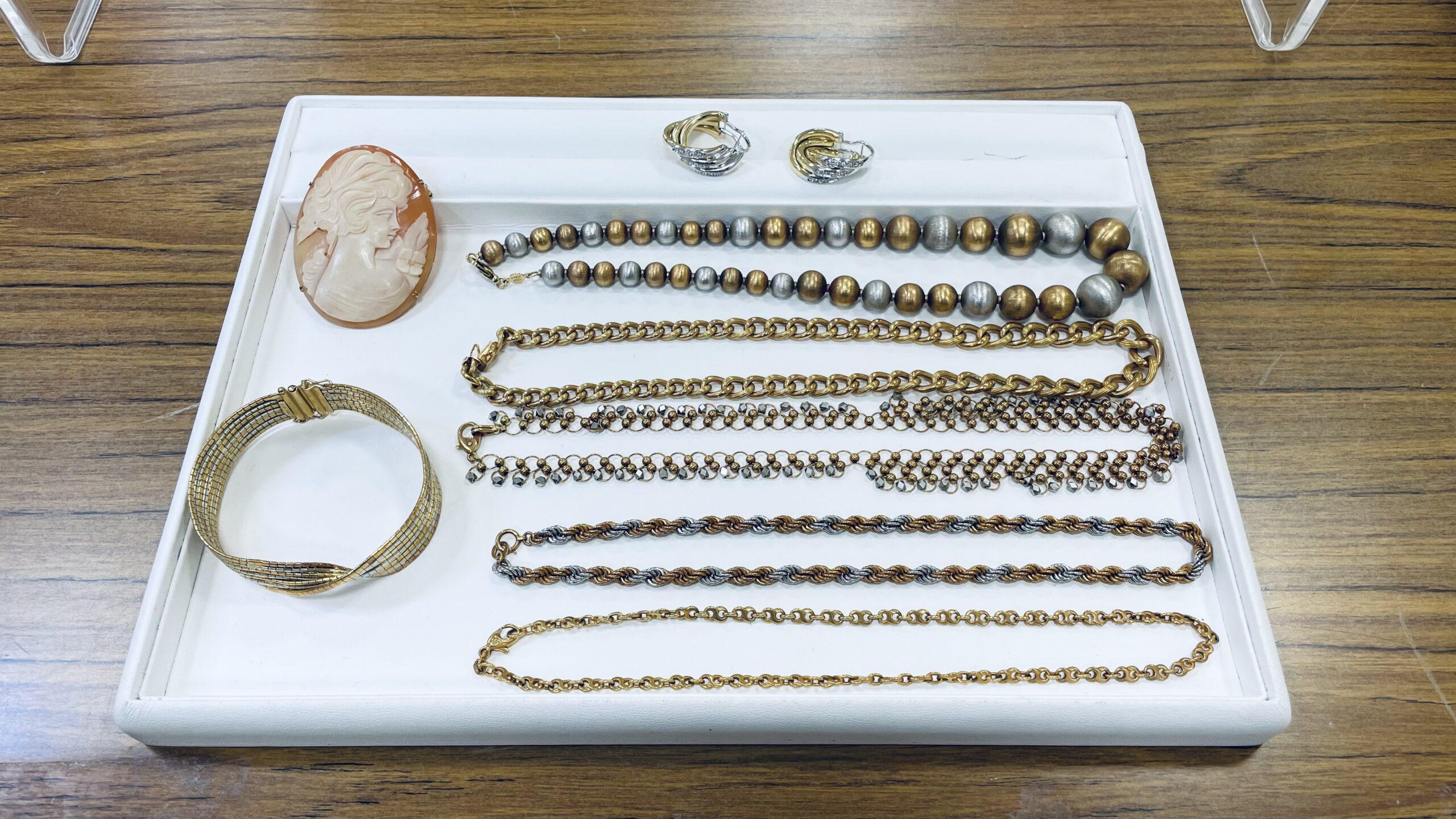 【買取速報】ダイヤモンド、チョーカー、ネックレス、ピアス・イヤリング、ブレスレット、ブローチ-2021-02-15