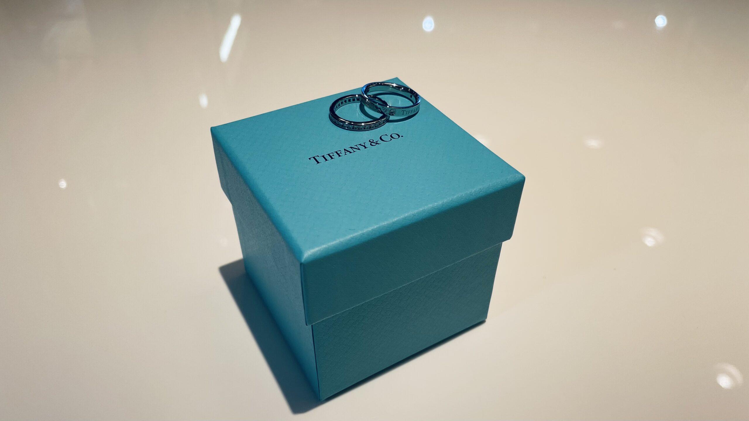 【買取速報】ダイヤモンド、指輪、PT950、Tiffany & Co.-2021-02-20