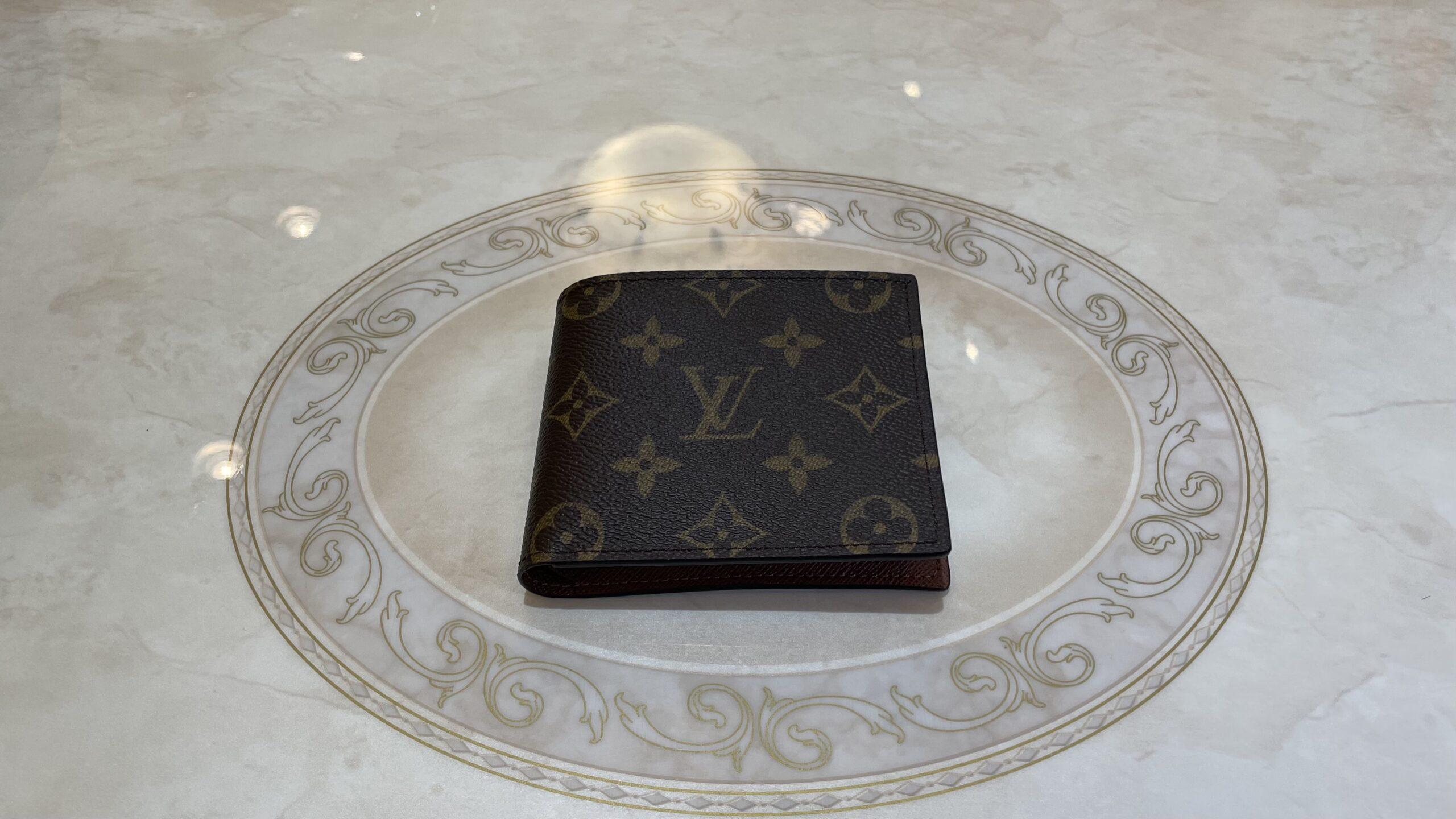 【買取速報】ブランド財布、LOUIS VUITTON-2021-03-31