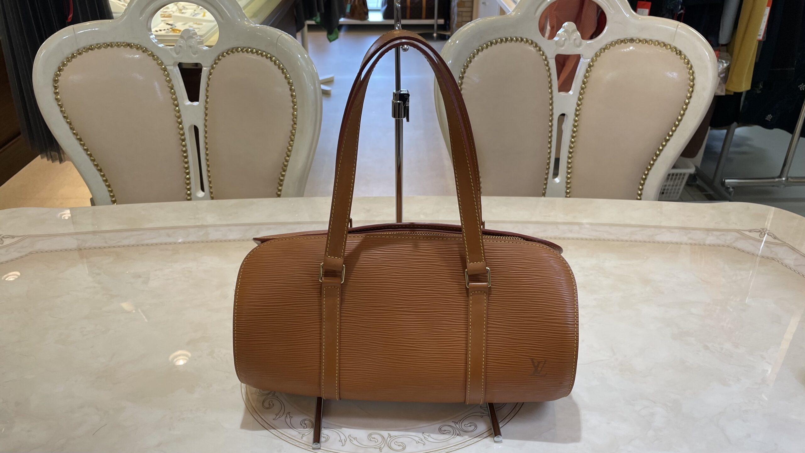 【買取速報】ブランドバッグ、LOUIS VUITTON-2021-03-24