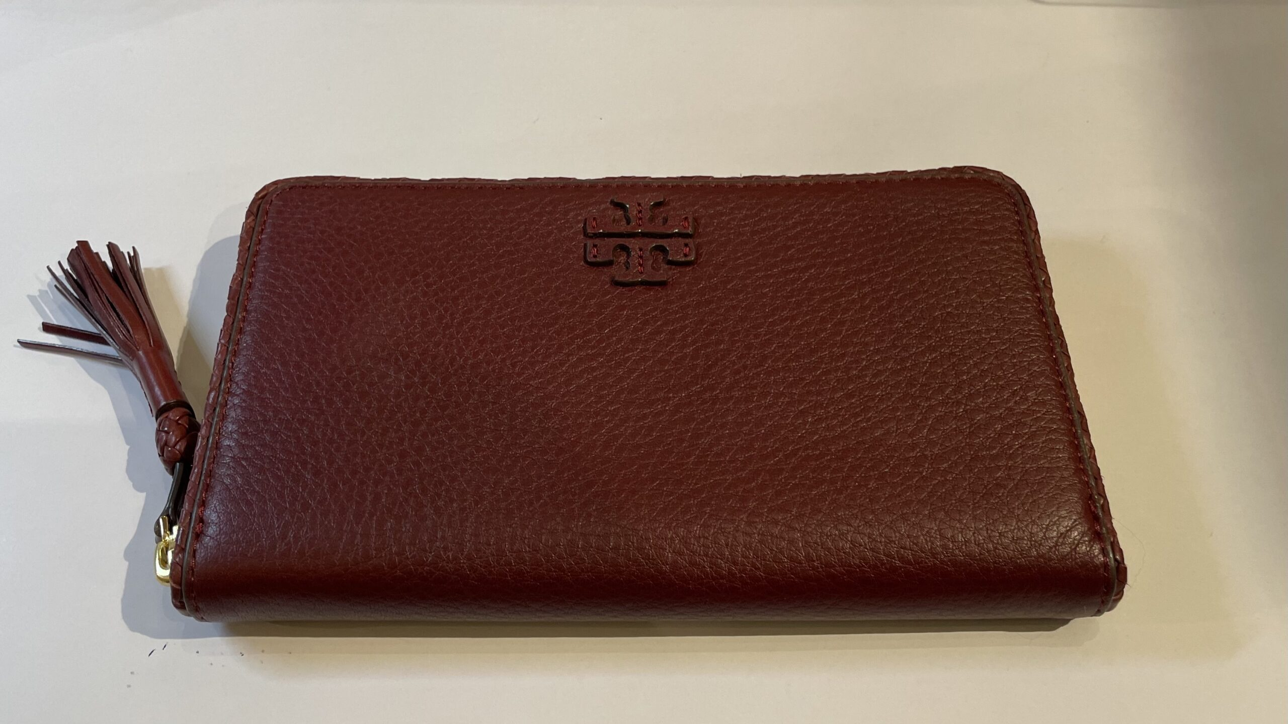 【買取速報】ブランド財布、TORY BURCH-2021-03-06