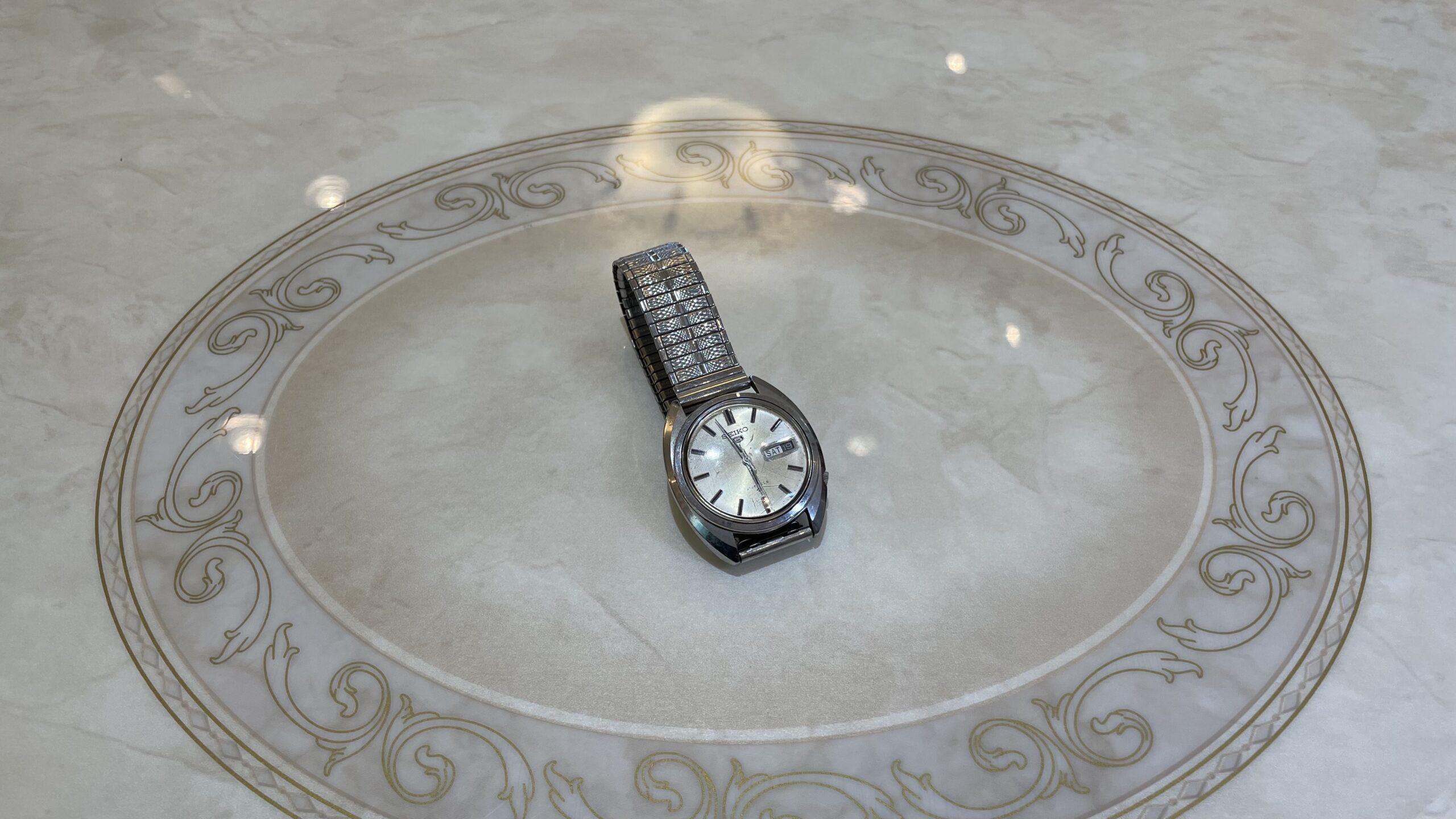 【買取速報】腕時計、ステンレス、SEIKO-2021-03-24