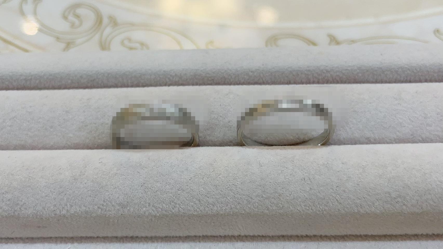 【買取速報】ダイヤモンド、結婚指輪・マリッジリング、PT950、PT999-2021-04-27