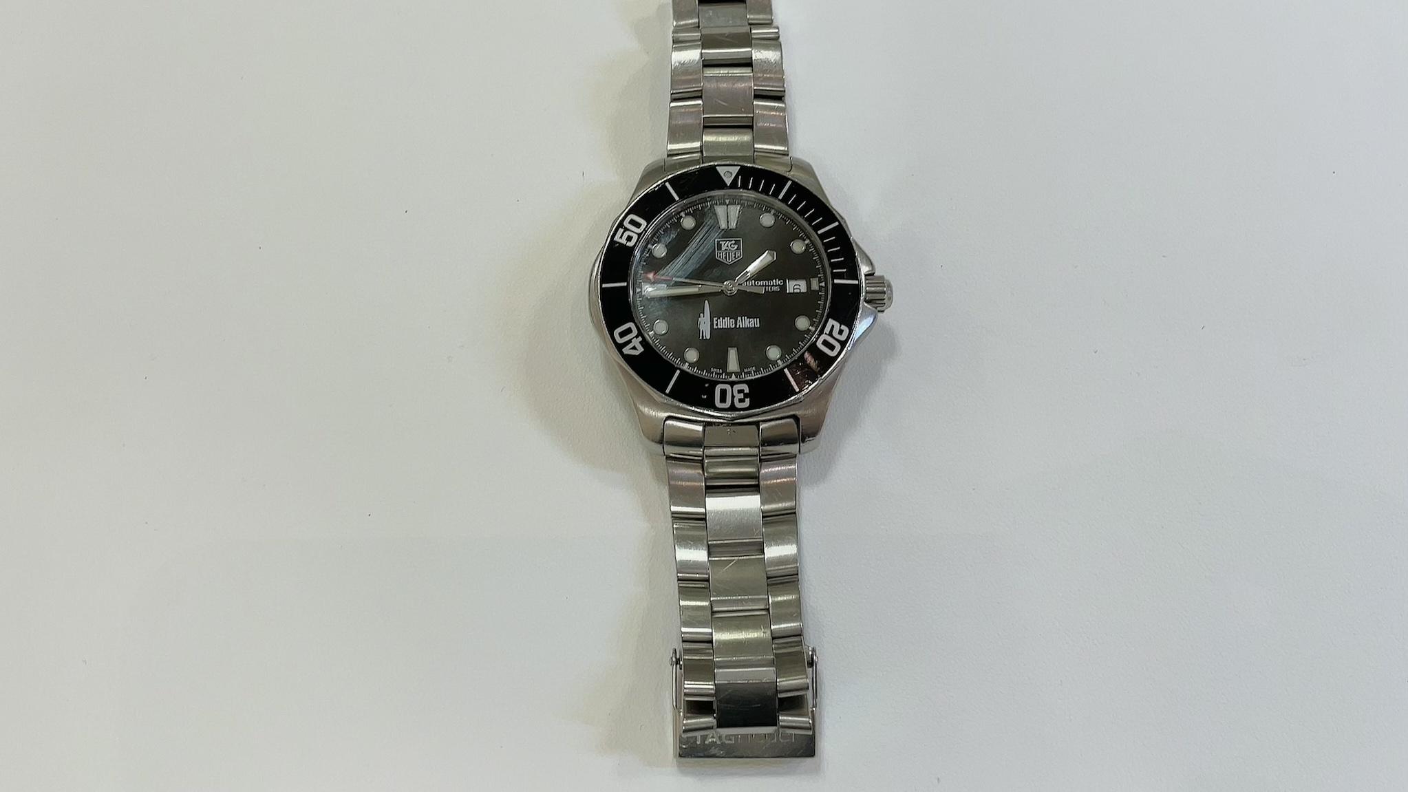 【買取速報】腕時計、ステンレス、TAG HEUER-2021-04-26