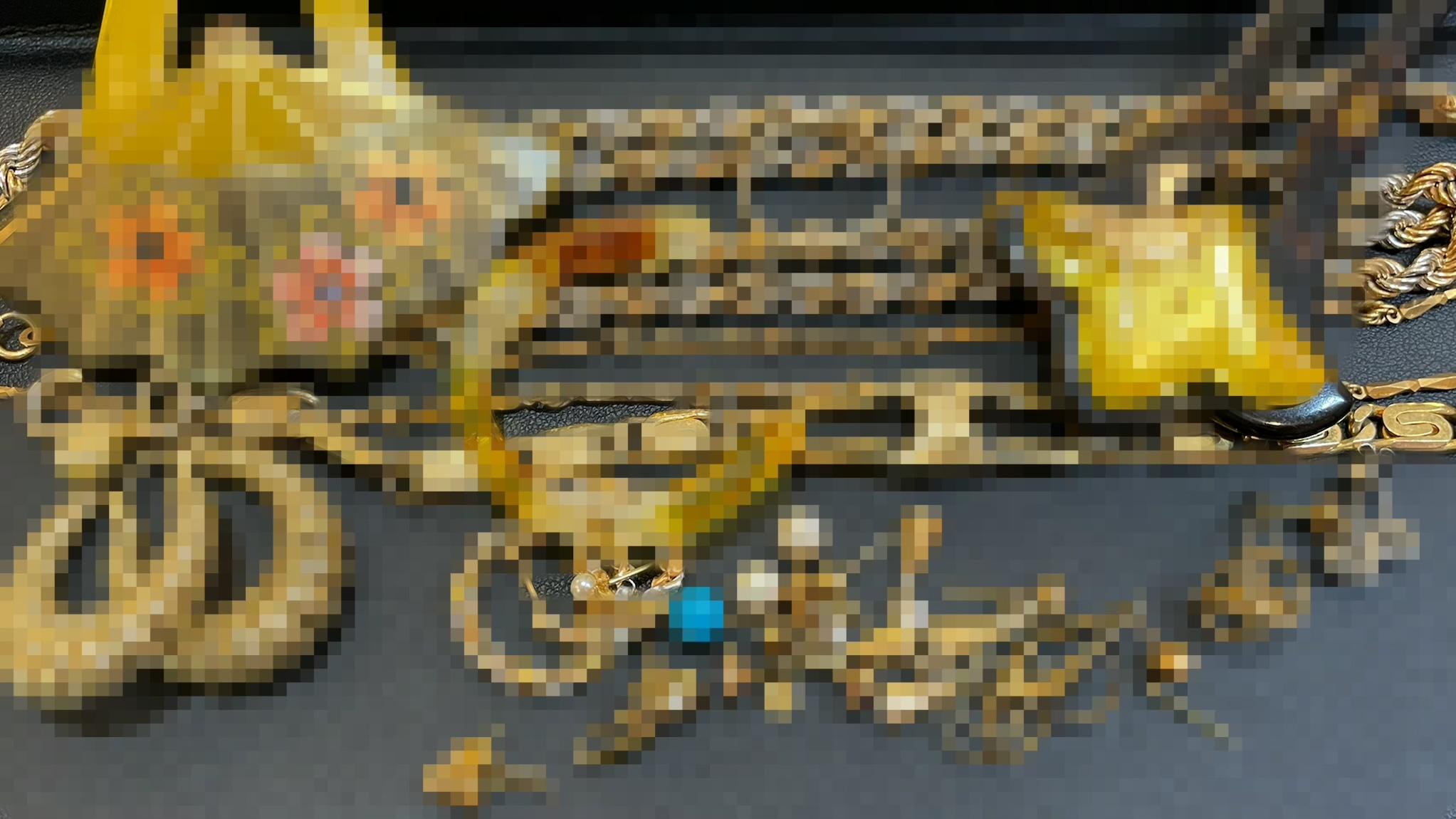 【買取速報】べっ甲、ダイヤモンド、トルコ石、パール、かんざし、ネックレス、ピアス・イヤリング-2021-04-13