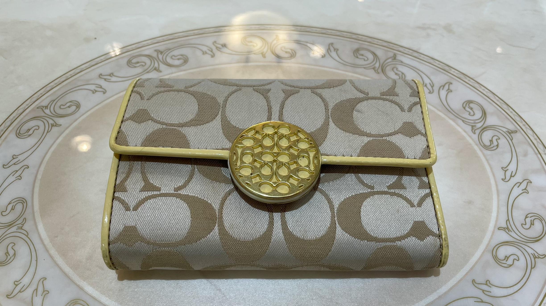 【買取速報】ブランド財布、COACH-2021-04-28