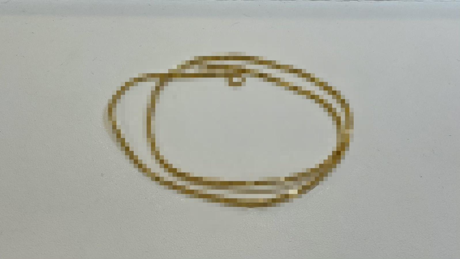 【買取速報】ネックレス、K24YG-2021-04-20