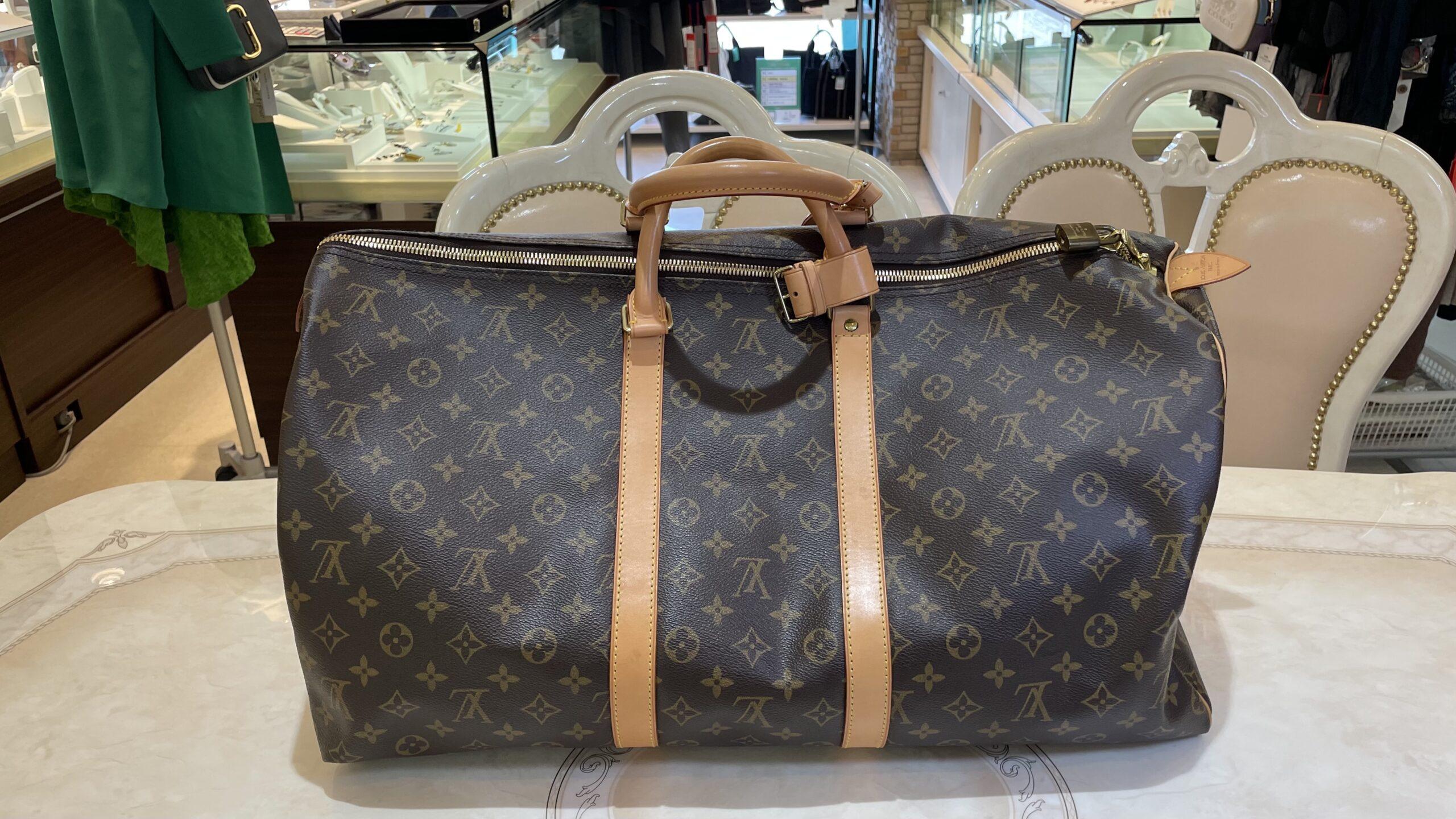 【買取速報】ブランドバッグ、LOUIS VUITTON-2021-04-10