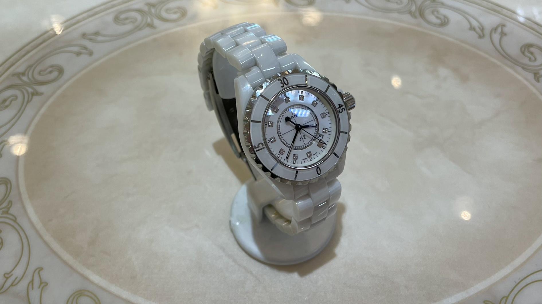 【買取速報】ダイヤモンド、腕時計、CHANEL-2021-04-27
