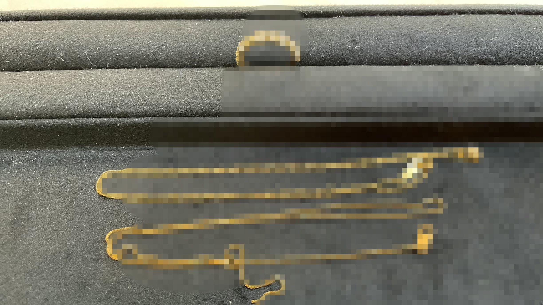 【買取速報】ダイヤモンド、ペンダント、指輪、K10YG、K18YG-2021-04-17