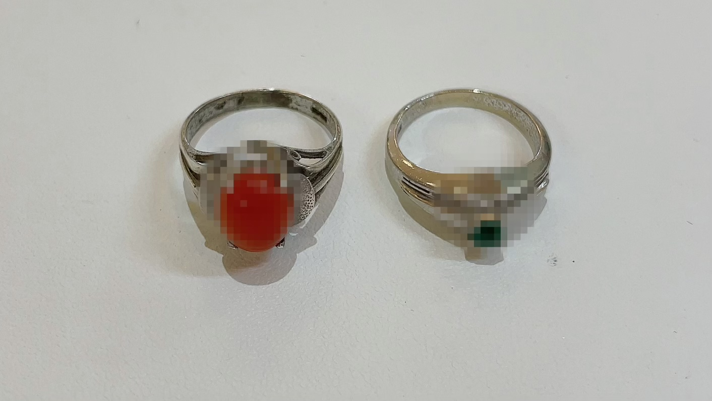 【買取速報】エメラルド、指輪、K14WG、SV925-2021-05-22
