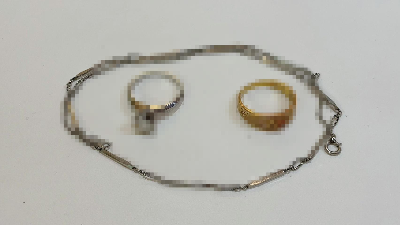【買取速報】ダイヤモンド、ネックレス、婚約指輪・エンゲージリング、指輪、K18YG、PT900-2021-05-08