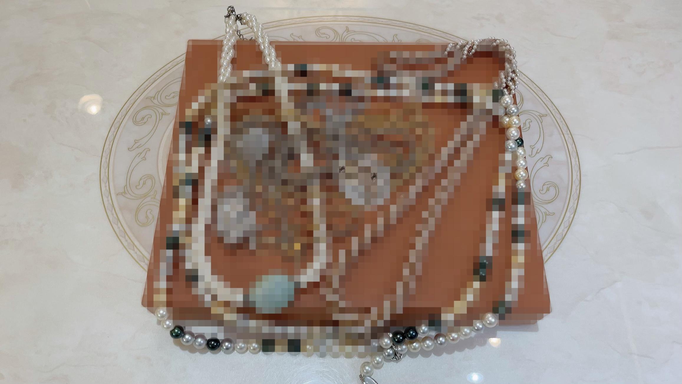 【買取速報】ダイヤモンド、パール、ルビー、チョーカー、ネックレス、ブレスレット、ペンダント、-2021-05-29
