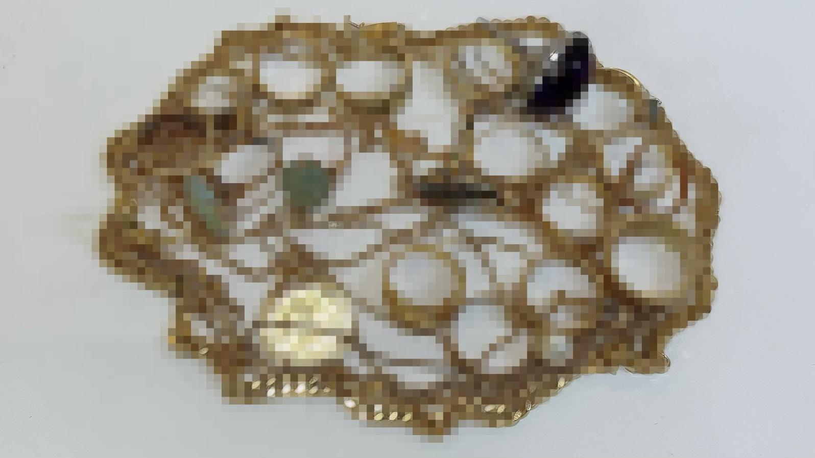 【買取速報】アメジスト、オパール、サファイヤ、ダイヤモンド、パール、ヘマタイト、ネックレス、-2021-05-30