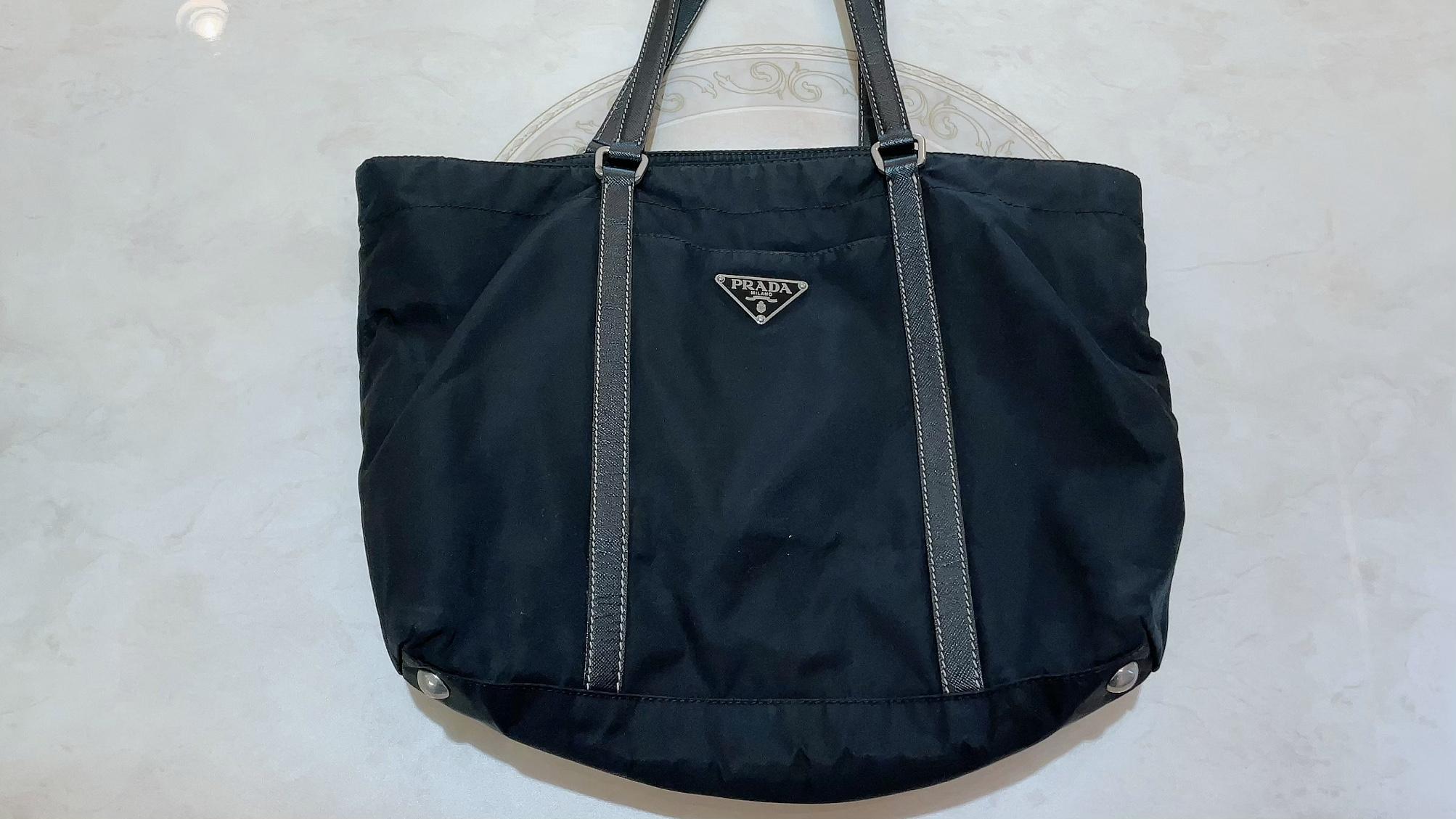 【買取速報】ブランドバッグ、PRADA-2021-05-22