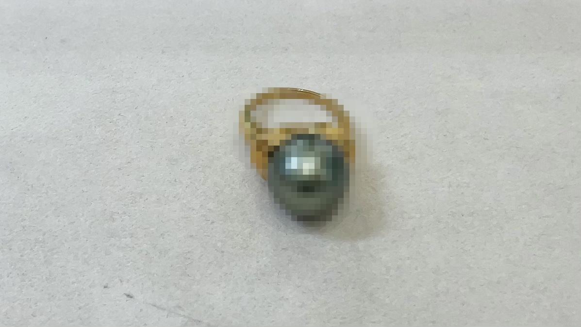 【買取速報】タヒチパール、指輪、K18YG-2021-05-14