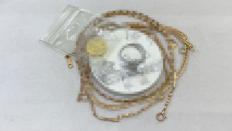【買取速報】パール、ネックレス、メダル、指輪、金貨、K18YG、K24YG、PT850、SV1000-2021-05-14