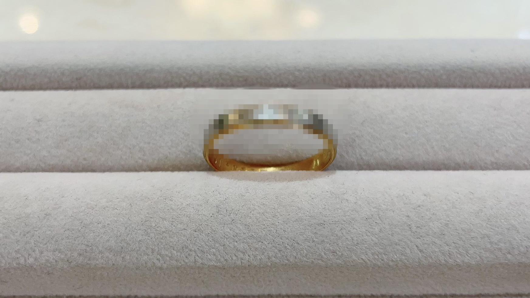 【買取速報】指輪、K18YG、PT900-2021-05-08