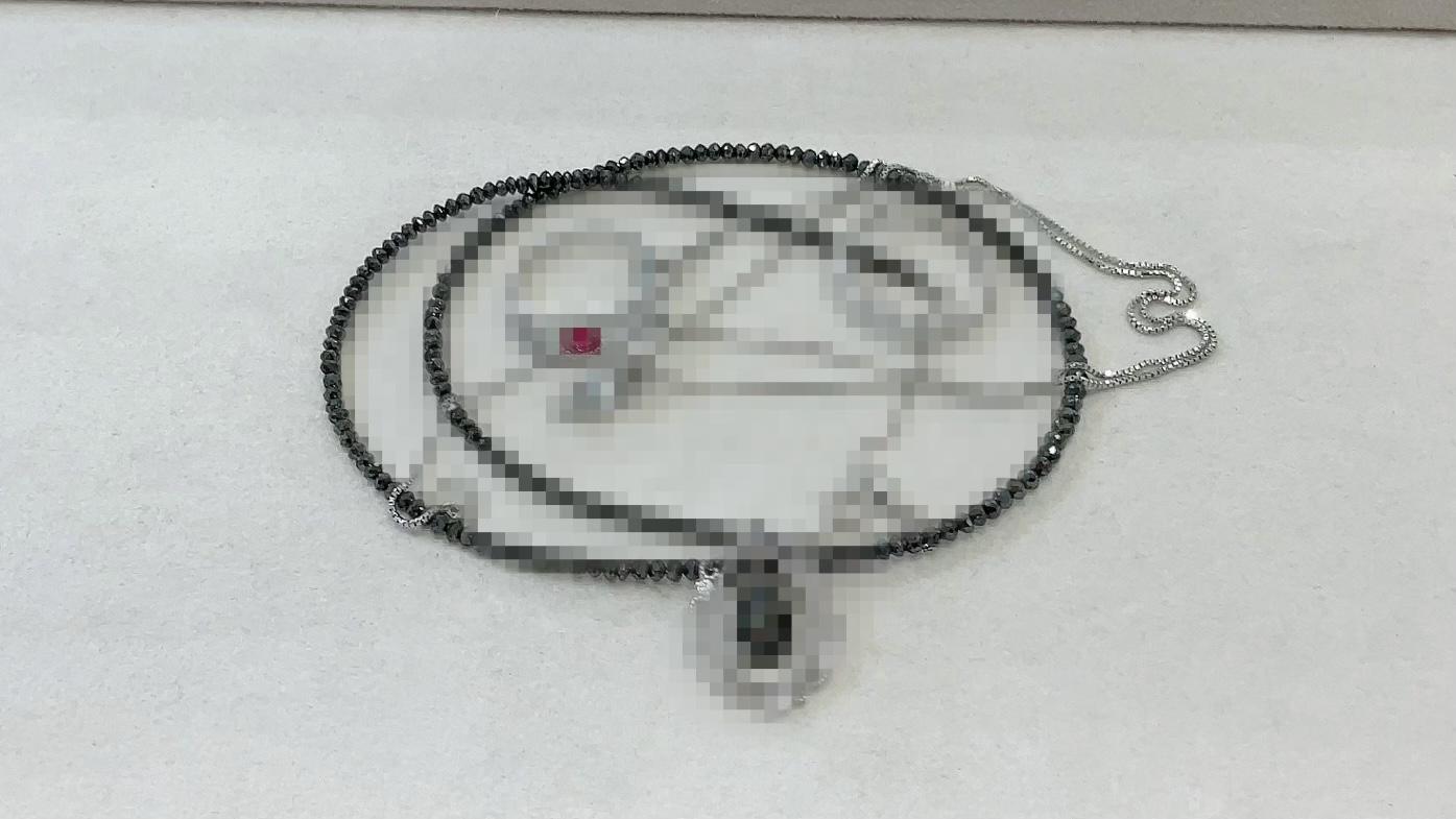 【買取速報】ダイヤモンド、ブラックダイヤ、ルビー、ペンダント、指輪、K18WG、PT850、PT900-2021-05-15