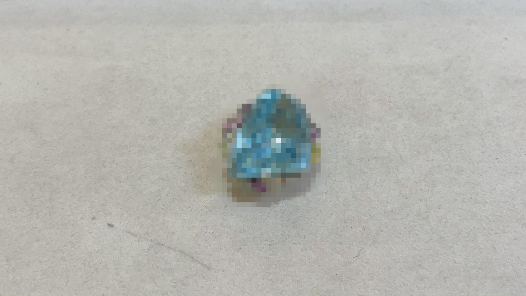 【買取速報】ダイヤモンド、ブルートパーズ、ペンダントトップ、K18WG-2021-05-09