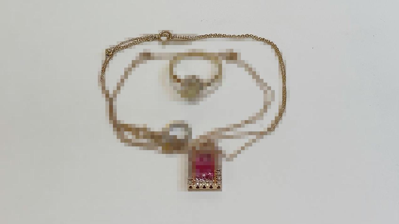 【買取速報】ダイヤモンド、ピンクサファイヤ、ルビー、ペンダント、指輪、K18YG、SV925-2021-05-27