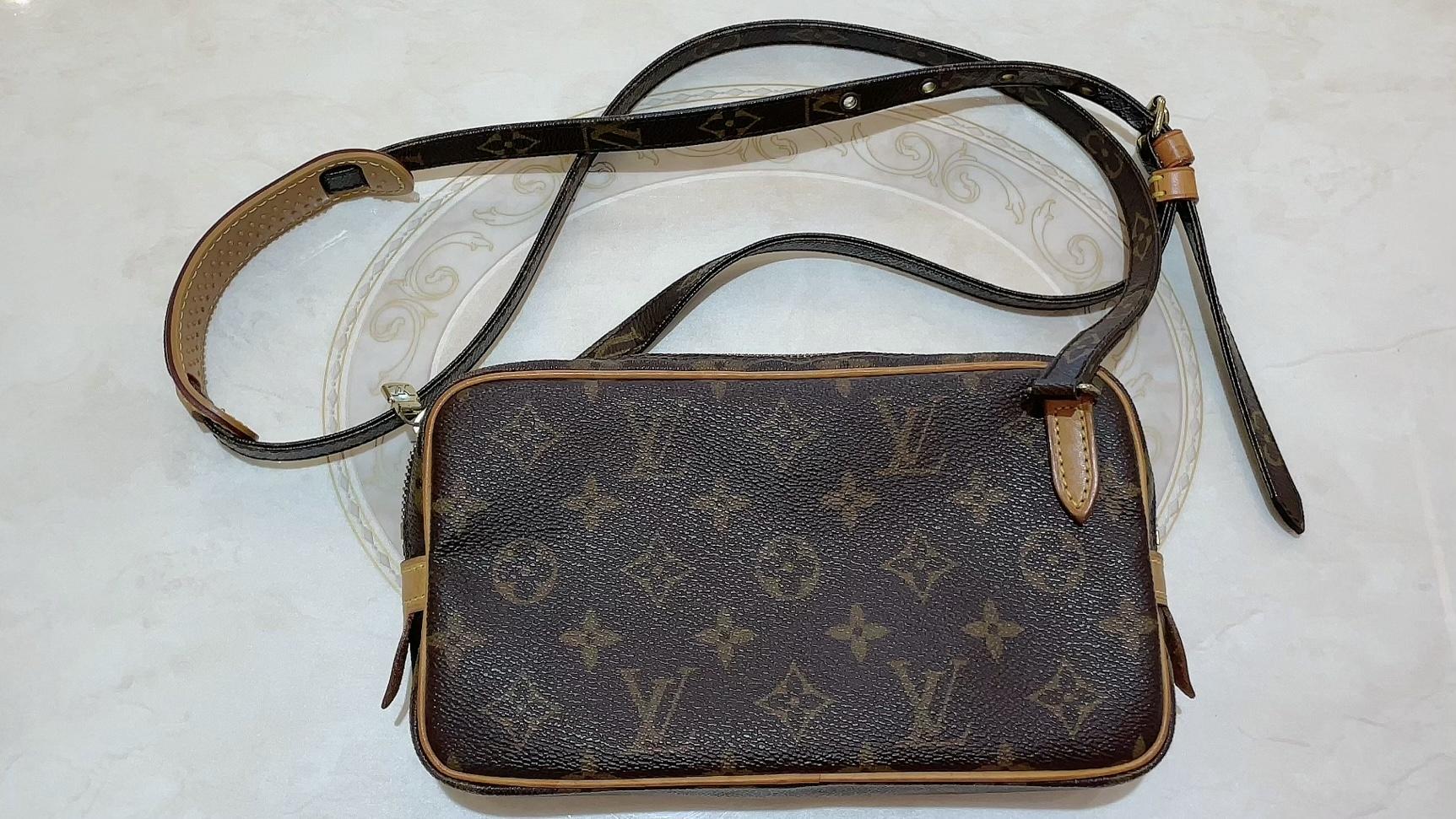 【買取速報】ブランドバッグ、LOUIS VUITTON-2021-05-22