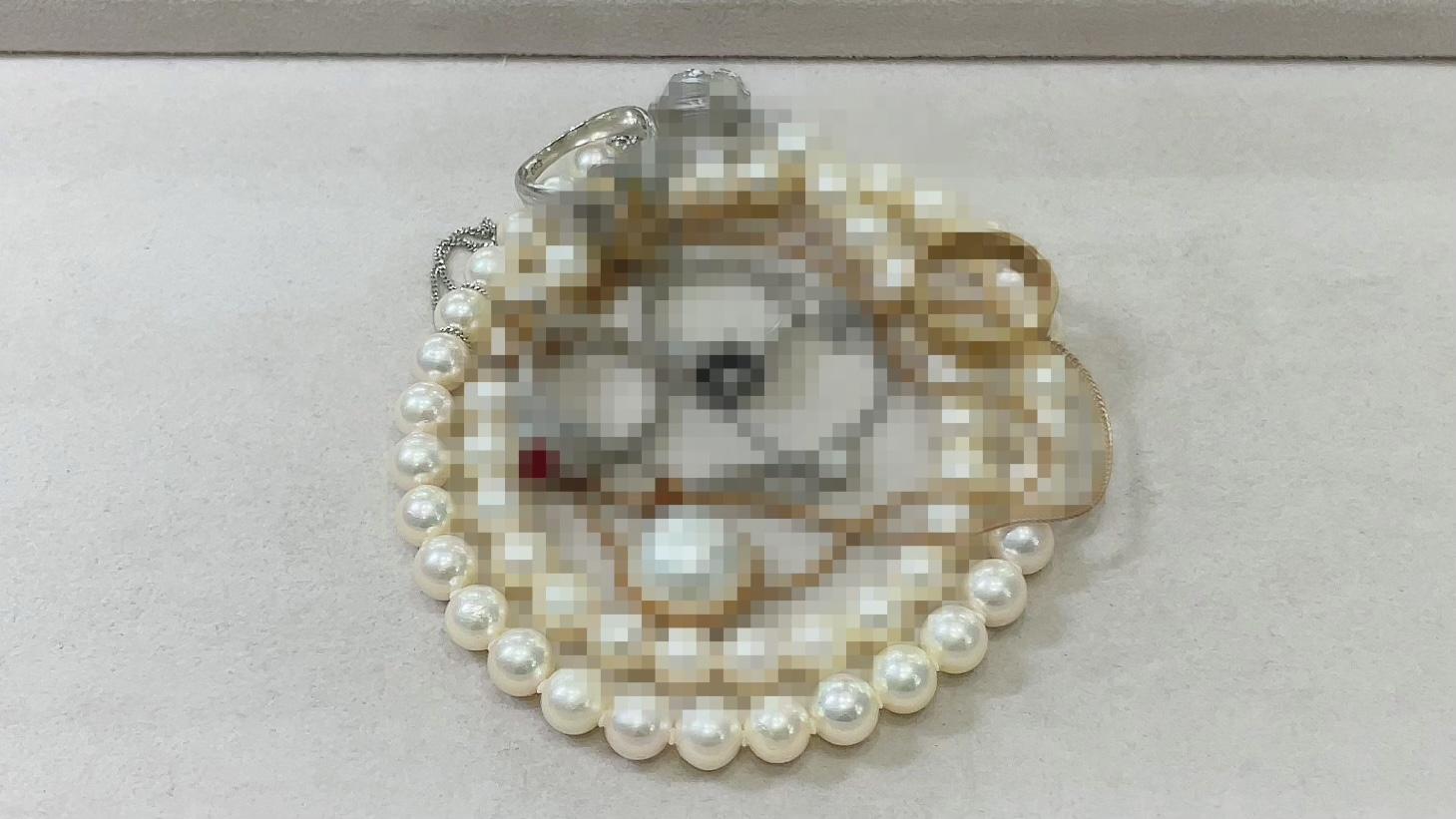 【買取速報】サファイヤ、ダイヤモンド、パール、マベパール、ルビー、ネックレス、ペンダント、指-2021-05-16