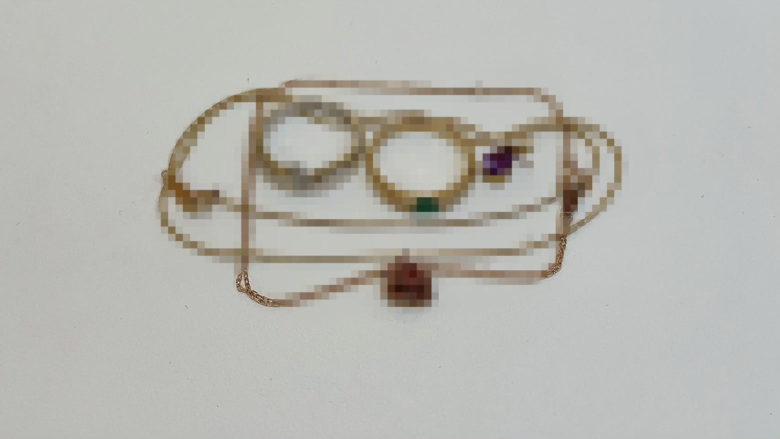 【買取速報】アメジスト、エメラルド、ダイヤモンド、ピンクトルマリン、ネックレス、ペンダント、-2021-05-08