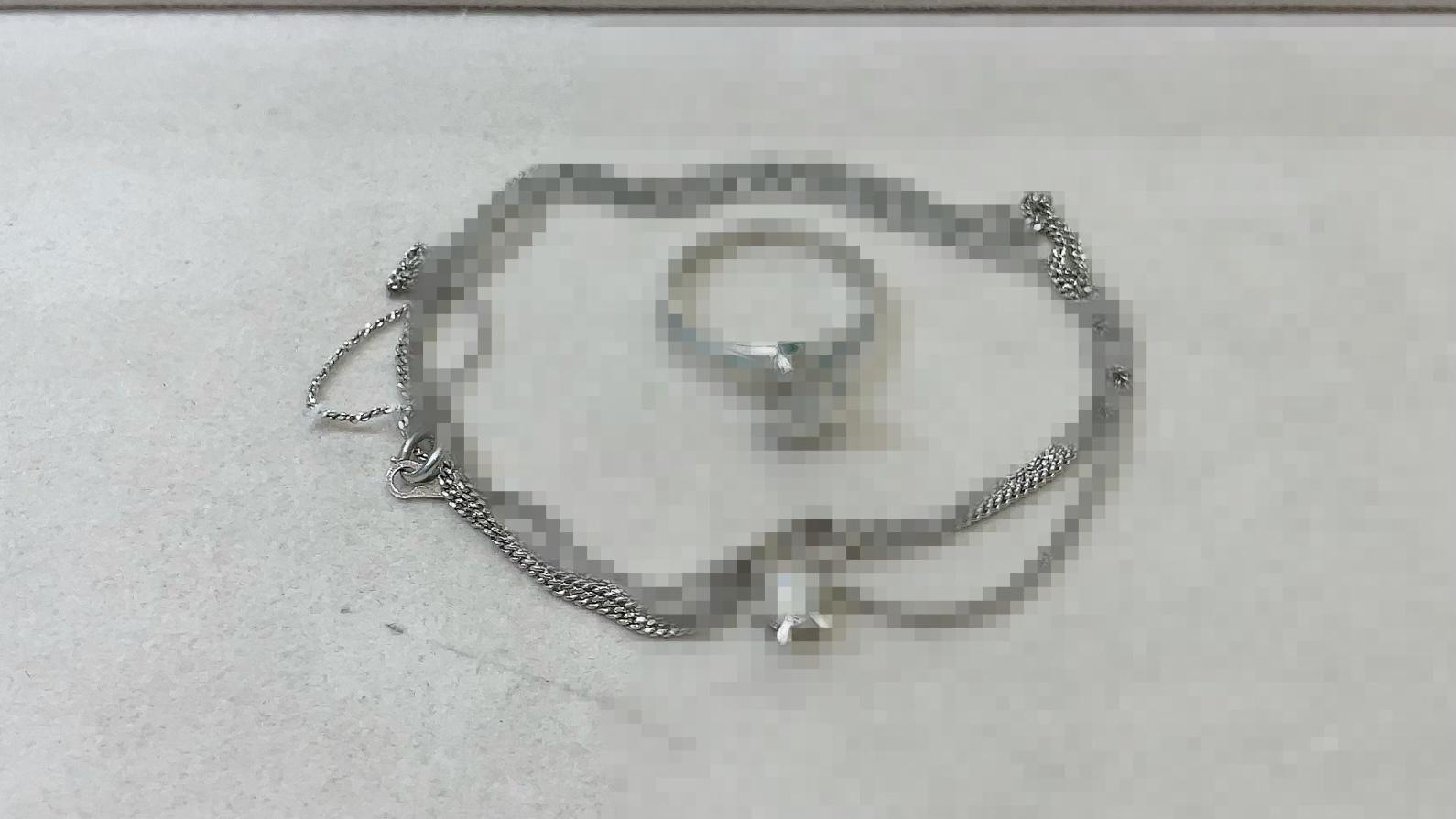 【買取速報】ダイヤモンド、ネックレス、ペンダント、婚約指輪・エンゲージリング、指輪、PT850、P-2021-05-13