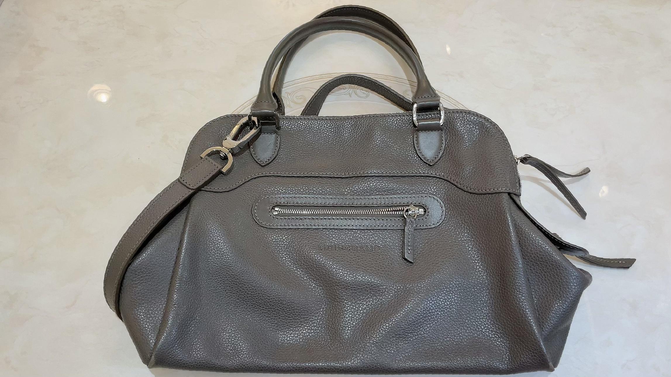 【買取速報】ブランドバッグ、LONGCHAMP-2021-05-21
