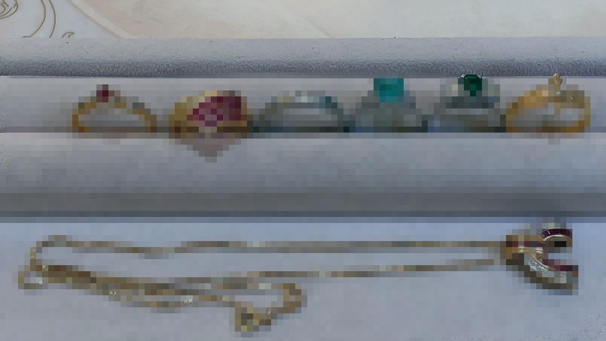 【買取速報】エメラルド、ダイヤモンド、ルビー、ペンダント、指輪、750、K18YG、PM、PT900、MIKIM-2021-06-29