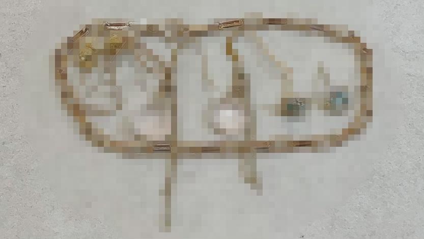 【買取速報】ブルートパーズ、ローズクオーツ、ピアス・イヤリング、ブレスレット、K10YG、K14YG、-2021-06-03