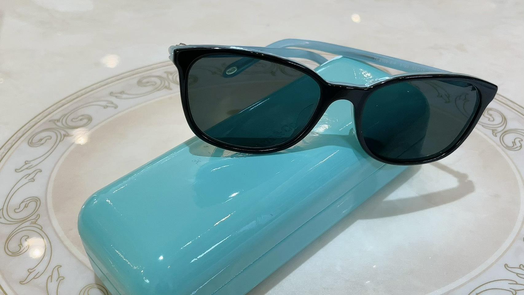 【買取速報】サングラス、Tiffany & Co.-2021-06-10