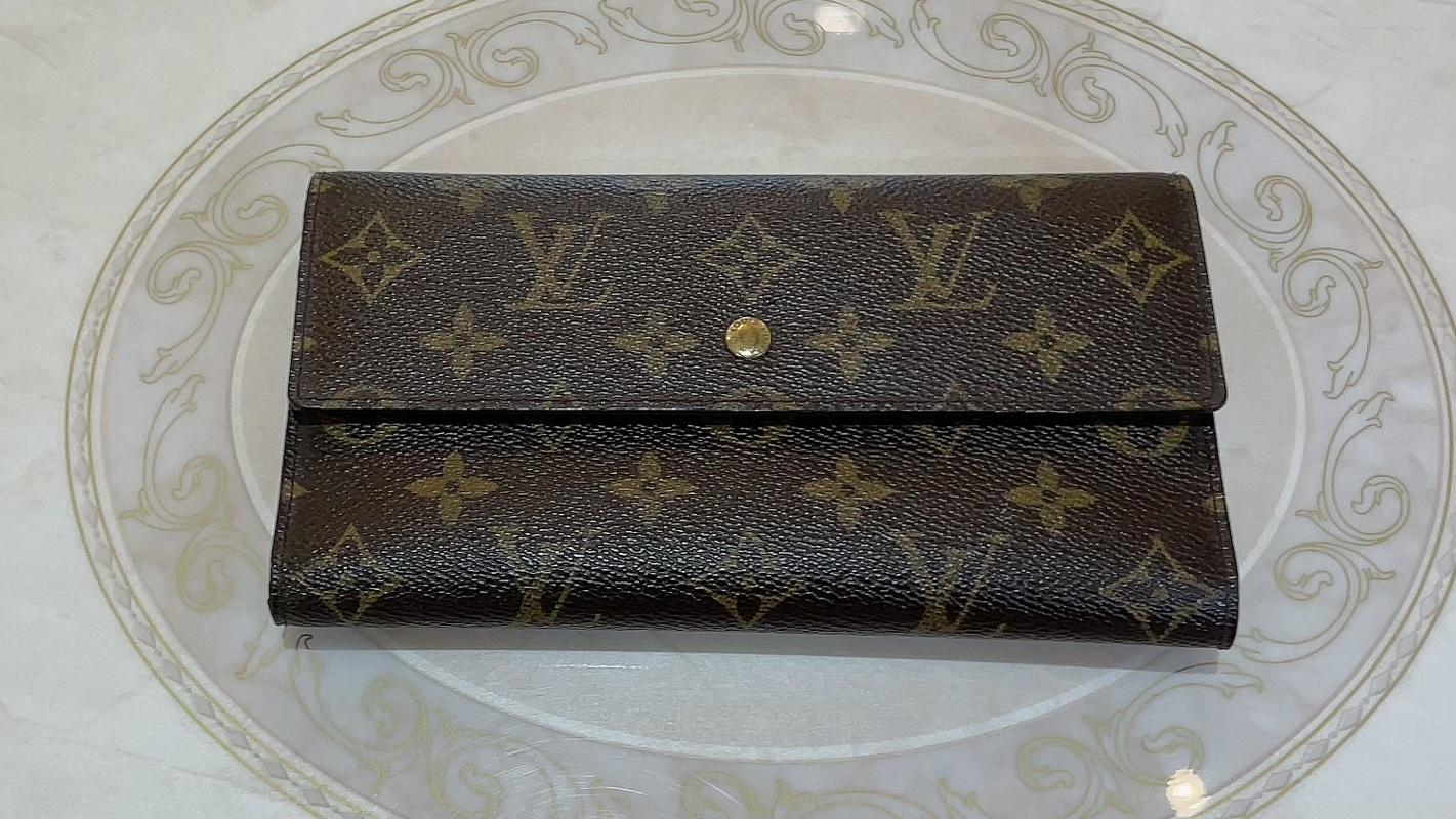 【買取速報】ブランド財布、LOUIS VUITTON-2021-06-06