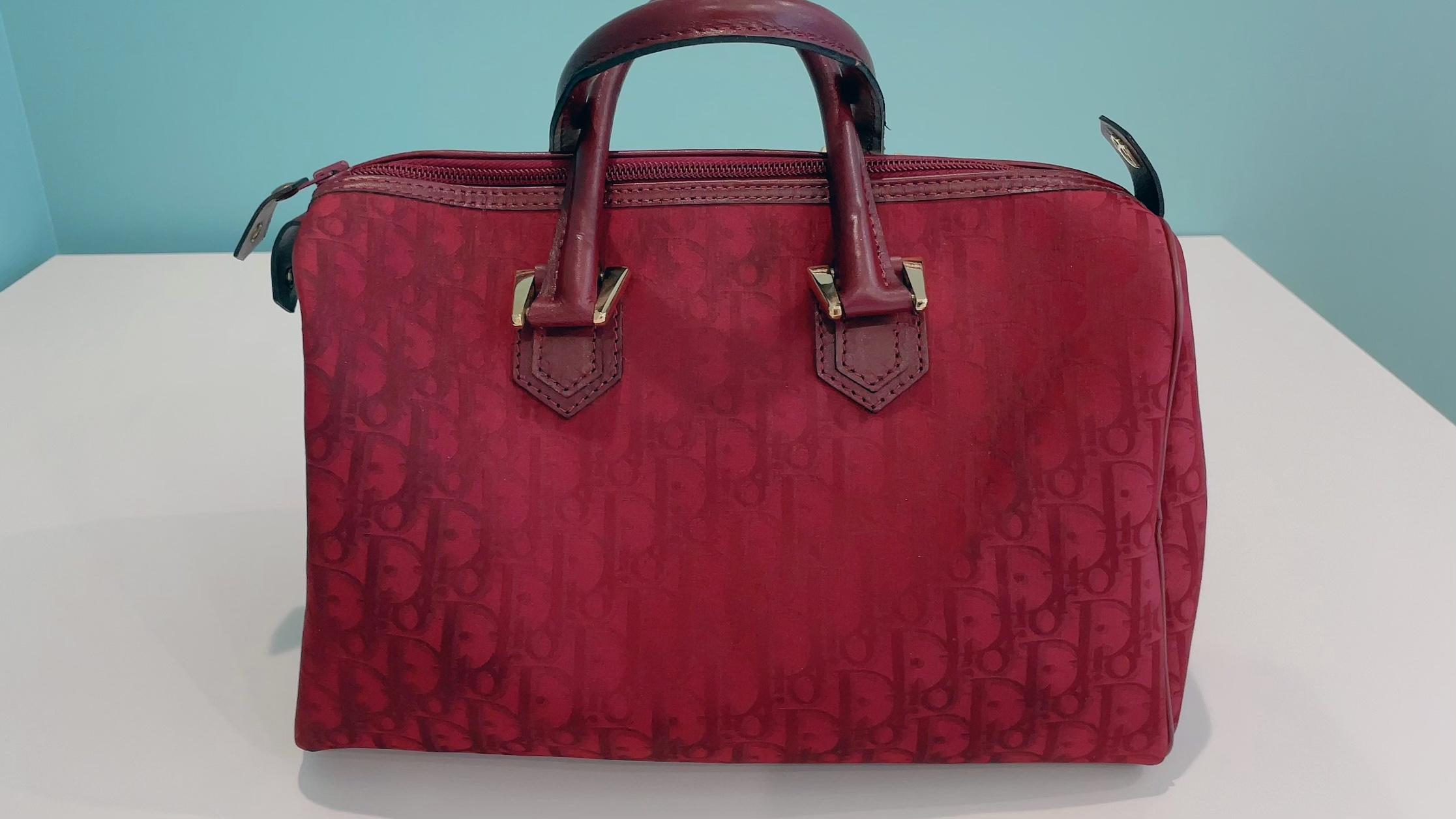 【買取速報】ブランドバッグ、Christian Dior-2021-06-24