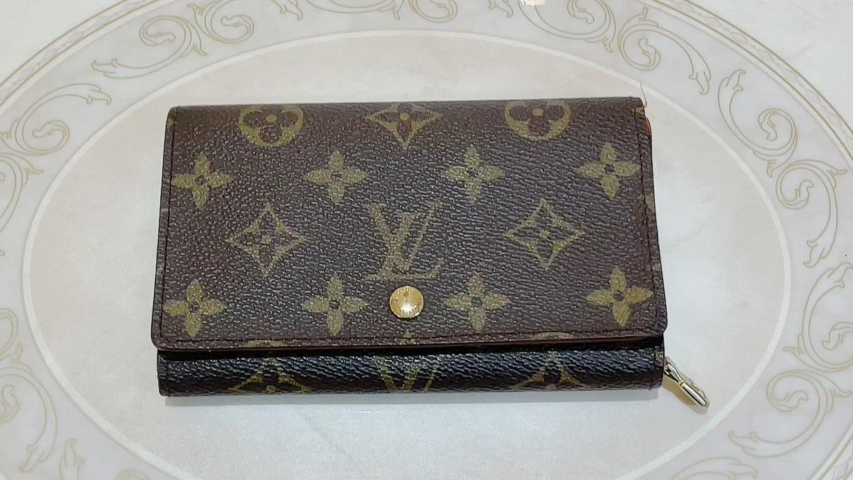 【買取速報】ブランド財布、LOUIS VUITTON-2021-06-12
