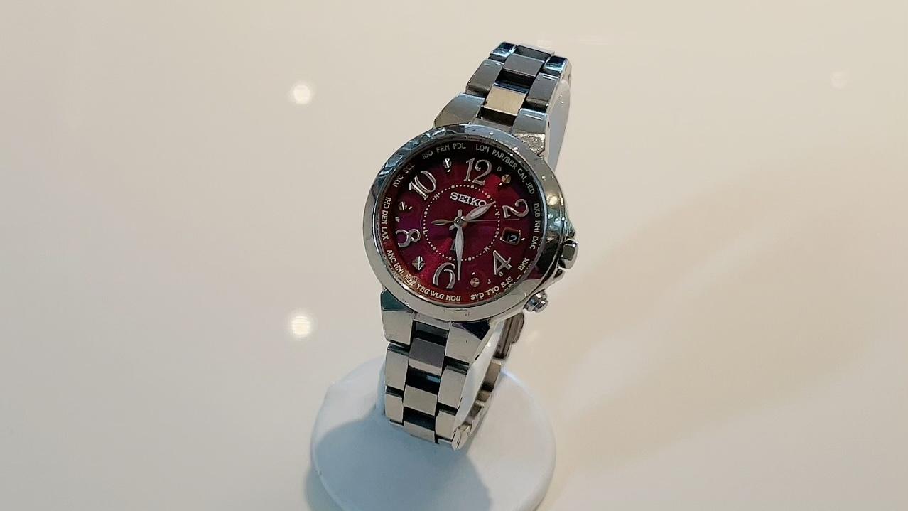 【買取速報】腕時計、ステンレス、SEIKO-2021-06-09